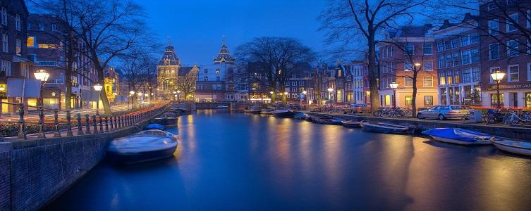 Amsterdam en omgeving